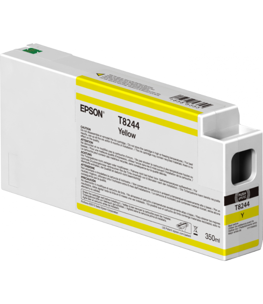 Epson Ink P6/7/8/9000 Yellow 350ml