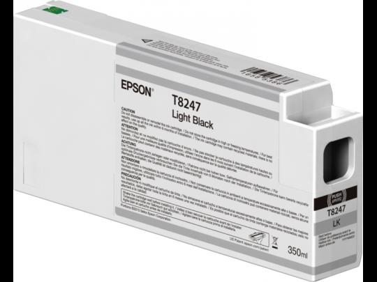 Epson Ink P6/7/8/9000 Light Black 350ml