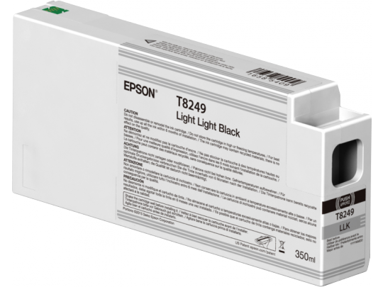 Epson Ink P6/7/8/9000 Light Light Black 350ml