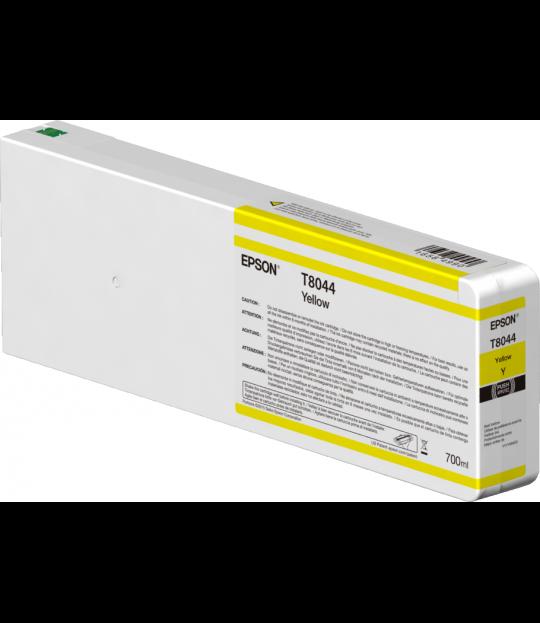 Yellow T804400 Ultrachrome HDX/HD 700ML