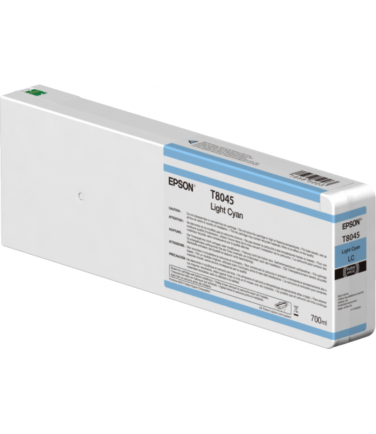 Light Cyan T804500 Ultrachrome HDX/HD 700ML