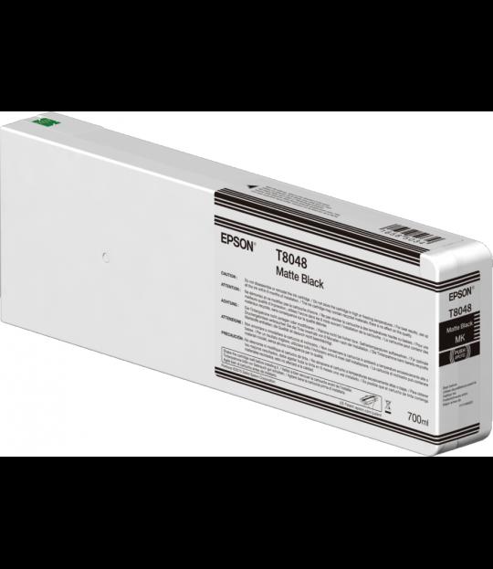Matte Black T804800 Ultrachrome HDX/HD 700ML