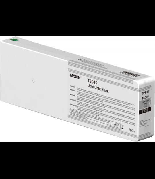 Light Light Black T804900 Ultrachrome HDX/HD 700ML