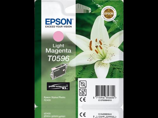 T059 Stylus R2400 Light Magenta Ink Cartridge