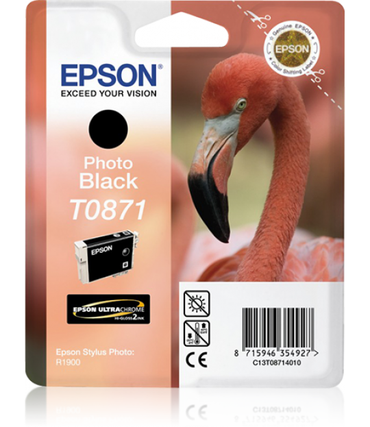 Epson Photo R1900 Photo Black Ink Cartridge