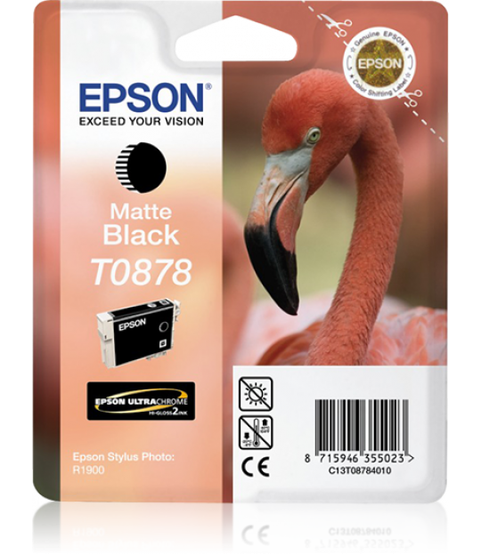 Epson Photo R1900 Matt Black Ink Cartridge