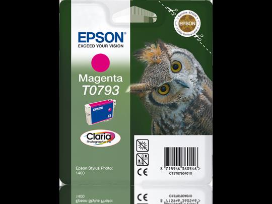Epson Magenta StylusPhoto R1400