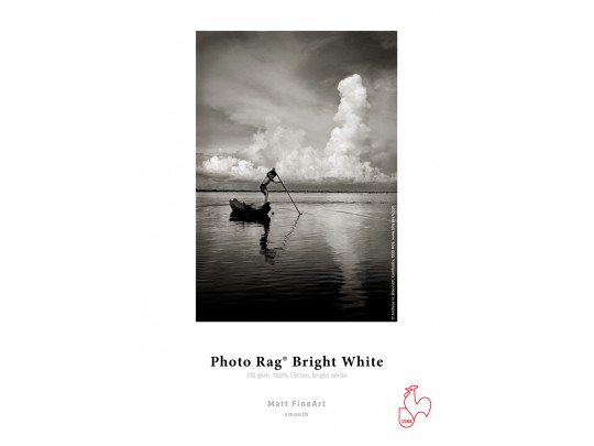 HM_Photo Rag® Bright White 310g, A4, eske 25 ark