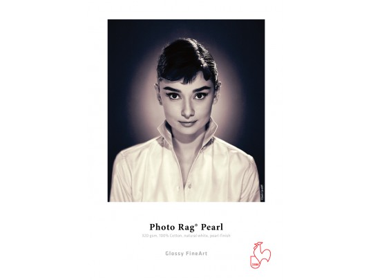 Photo Rag® Pearl 320 gsm A4 eske 20 ark