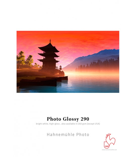 Photo Glossy 290gsm rull 44