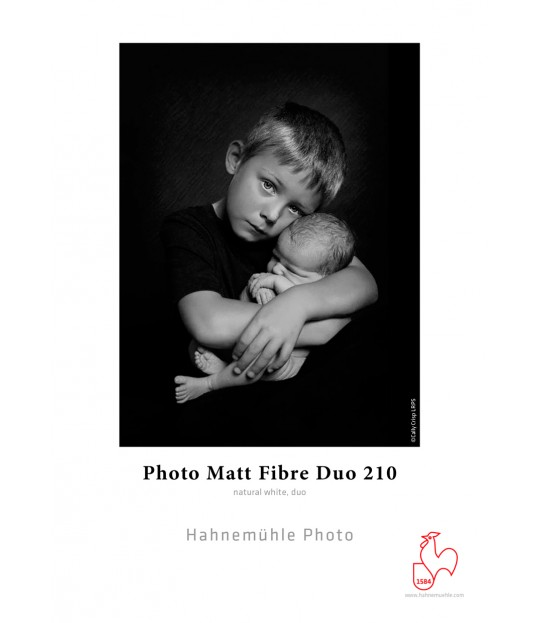 HM_Photo Matt Fibre Duo 210g, A4 box 25 sheets