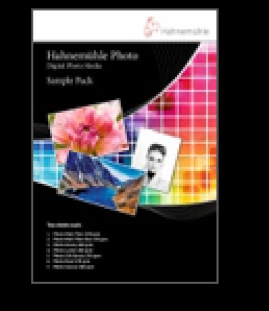 Hahnemühle Photo - Sample Pack